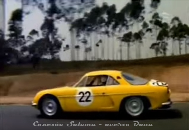 berlinetas Interlagos Filme Dana F