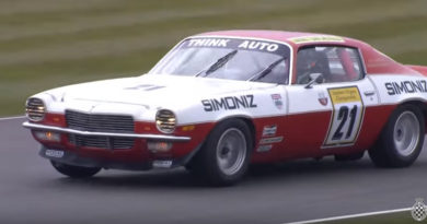 GOODWOOD ROAD RACING:  Whitmore Cup Race (parte 2)