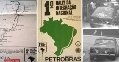 RALLY DA INTEGRAÇÃO NACIONAL – PAPO DE ÁGUIA