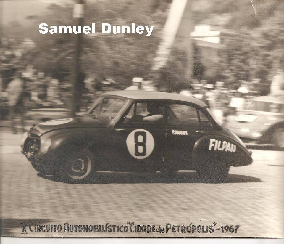 ...DKW #8 de Samuel Dunley de Petrópolis.