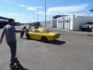 Mark I autodromo de brasilia Tom Lillas Boas F