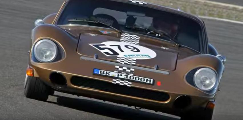 Melkus RS 1000 Nürburgring ADAC Westfalen Trophy 2014 #A