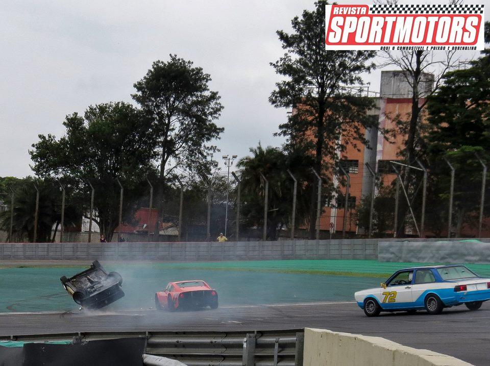 Passat#57 e Puma#17 acidente B