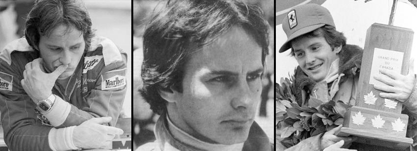 Gilles Villeneuve - Muitos acreditam que a raiva de Villeneuve lhe custou a vida © PRESS