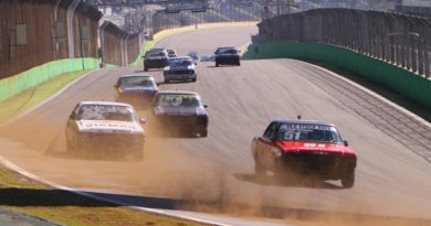 OLD STOCK RACE – A OLD STOCK ACELEROU NO CAMPO DE PROVAS DE INTERLAGOS NOS PREPARATIVOS DA F1
