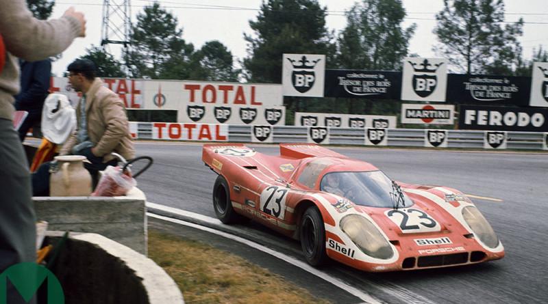 PORSCHE 917 – CAVALARIA DOMESTICADA POR JOHN HORSMAN O CARA DO PROJETO 917