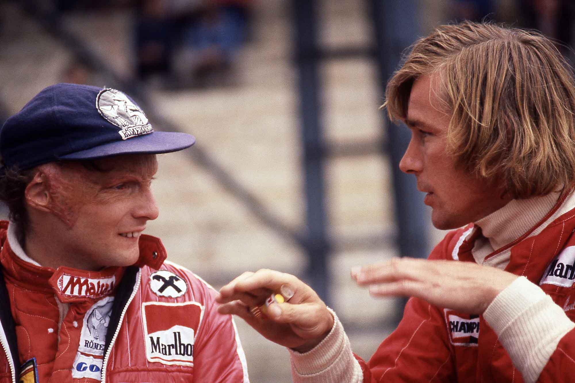 Niki Lauda X James Hunt A Verdadeira História Contada Por Nigel Roebuck Da Motorsport Conexão Saloma