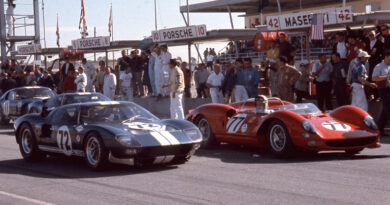 2000 KM CONTINENTAL DAYTONA INTERNATIONAL SPEEDWAY –  MAIS UMA ETAPA DA GUERRA FORD X FERRARI