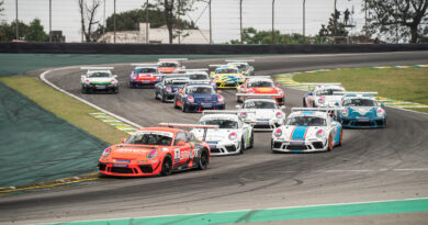 PORSCHE CUP BRASIL – CATEGORIA MULTIPLICA POR SEIS AS EMOÇÕES DO CAMPEONATO DE SPRINT