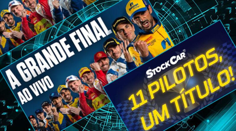 STOCK CAR [NÚMEROS] – INTERLAGOS JOGA ALTO NA DECISÃO DA CATEGORIA, 11 PILOTOS NA DISPUTA