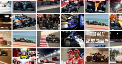 GUIA DA F1/CAR MAGAZINE – GP DO BAHREIN