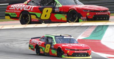 NASCAR XFINITY SERIES – A TRILOGIA DE MIGUEL PALUDO NA CATEGORIA EM 2021
